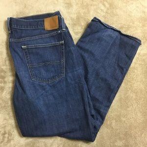 Lucky Brand 361 Vintage Straight Leg Jeans 40x32
